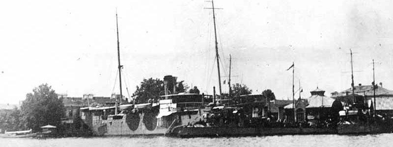 Wreck Цесаревич Алексей Николаевич - удаление 42км