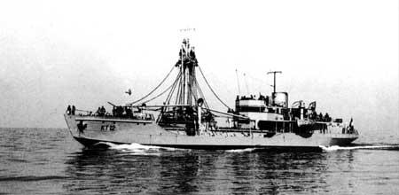 Wreck UJ-102 (KT 40) - удаление 39км